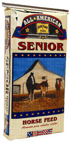 RANCH-WAY FEEDS H3031CP-50 A-A Senior Horse Feed 50lb