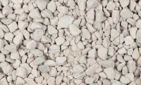 Pavestone 54141 Marble Chip White .5Cu Ft