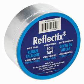 REFLECTIX, INC FT250 2 in X 150 ft Foil Tape ( Sold By The Roll)