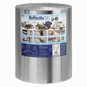 REFLECTIX, INC BP24100 24 in X 100 ft Standard Edge Double Reflective Double Bubble Insulation ( Sold By The Foot)
