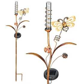 Regal Art & Gift 10370 Solar Bubble Wand - Bee