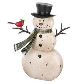 Regal Art & Gift 11096 26 in Rustic Snowman Decor