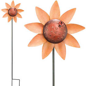 Regal Art & Gift 5117 Kinetic Stake - Sunflower