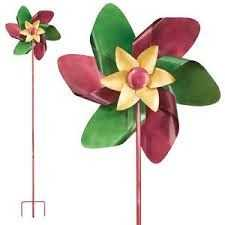 Regal Art & Gift 5233 Kinetic Stake - Pinwheel
