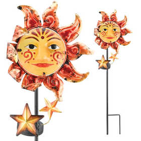 Regal Art & Gift 10553 Stake Solar Sun