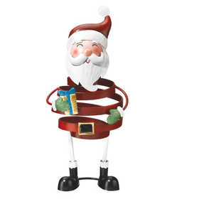 Regal Art & Gift 10466 Santa Jiggle Decor