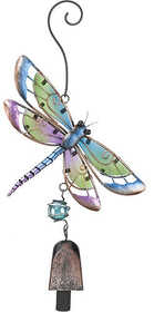 Regal Art & Gift 10143 Dragonfly Ornament With Bell