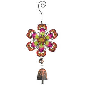 Regal Art & Gift 10818 Flower Ornament With Bell