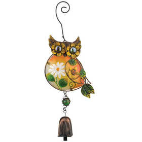 Regal Art & Gift 10819 Owl Ornament With Bell