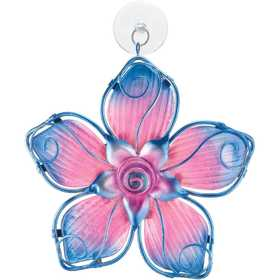Regal Art & Gift 10636 Sun Catcher Pink Plumeria