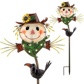 Regal Art & Gift 10725 Rustic Stake - Scarecrow