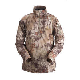 Kryptek 15SHELLSZ5 Helios Long-Sleeve 1/4-Zip