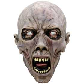 GHOULISH PRODUCTIONS 10201 World War Z 3/4 SCREAM ZOMBIE 1 MASK