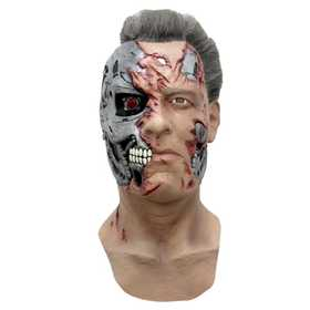 GHOULISH PRODUCTIONS 10324 TERMINATOR Genisys T-800 Mask