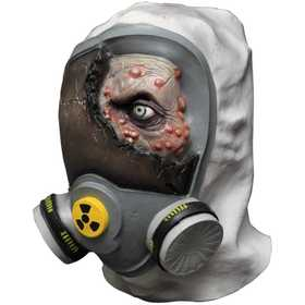 GHOULISH PRODUCTIONS 26508 TOXIC ZOMBIE Mask