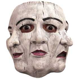 GHOULISH PRODUCTIONS 26567 COMMEDIA DI PAPIERE Mask