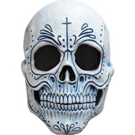 GHOULISH PRODUCTIONS 26575 MEXICAN CATRIN Mask