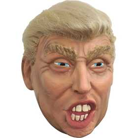 GHOULISH PRODUCTIONS 26590 TRUMP with HAIR Mask