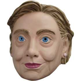 GHOULISH PRODUCTIONS 26592 HILLARY Mask