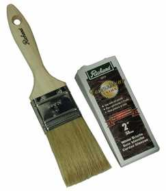 Richard Tools 82572 2 in Straight Paint Brush Connoisseur Extra Series