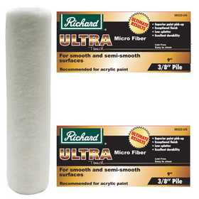 Richard Tools 99524 9 1/2 in Microfiber Roller Cover 1/2 Pile