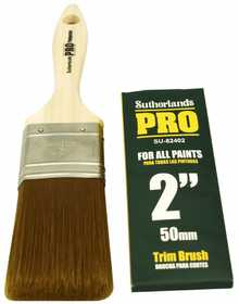 Richard Tools SU-82402 2 in Trim Brush Sutherland Pro