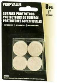 ProfValue Z08311 1 in Surface Protector 8pack