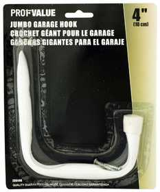 ProfValue Z08440 Jumbo Garage Hook