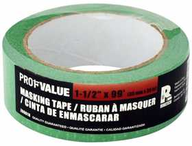 ProfValue Z08618 Green Masking Tape 36mm X 30m