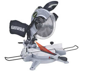 Genesis GMS15LB 10 in Compound Laser Miter Saw