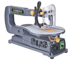 Genesis GSS160 16 in Variable Speed Scroll Saw