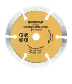 Richpower Industries GAPCS353 3-1/2 in Diamond Saw Blade