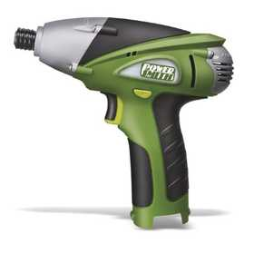 Powersmith MLID12C 12-Volt Lithium Ion Compact Impact Driver With Led Light