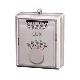 Lux Products T20-1141 Heating Only Thermostat