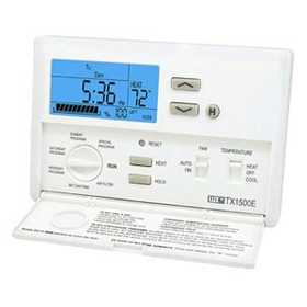 Lux Products TX1500E SmartTemp Tx1500e Programmable Thermostat