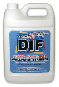 Zinsser 2431 Dif Wallpaper Remover Gel Gal