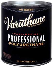 Varathane 100041 Varathane Professional Clear Finish Qt