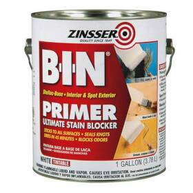Zinsser 00901 B-I-N Stain Killing Primer Gallon