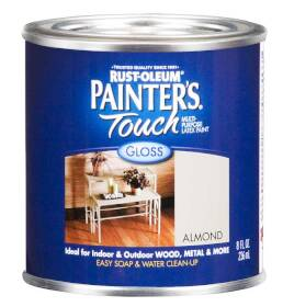 Rust-Oleum 1994730 Painters Touch Almond 1/2 Pt