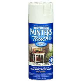 Rust-Oleum 224357 Painters Touch Herbal Green Spray Paint