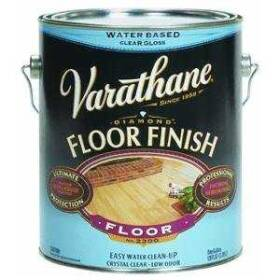 Varathane 230031 Diamond Floor Finish Gloss Gal