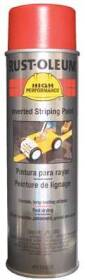 Rust-Oleum 2364838 Striping Spray Paint Red 18 oz