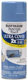 Rust-Oleum 249062 Painters Touch 2x Satin Wildflower Spray Paint