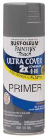 Rust-Oleum 249088 Painters Touch 2x Primer Gray Spray
