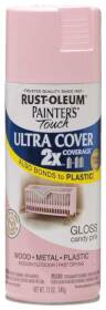 Rust-Oleum 249119 Painters Touch 2x Gloss Candy Pink