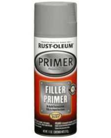 Rust-Oleum 249279 Stops Rust Fill Primer Gray 11 oz Spray