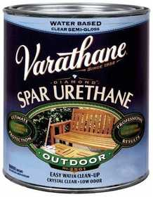 Varathane 250251 Diamond Outdoor Finish Satin Pt