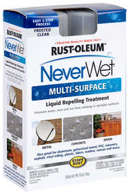 Rust-Oleum 274232 Never Wet Multi Surface Liquid Repelling Kit