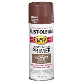 Rust-Oleum 7769830 Stops Rust Rusty Metal Spray Primer