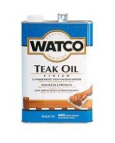 Watco 67131 Watco Teak Oil Int/Ext Gal